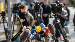 Ranjeno više novinara u Nagorno Karabahu