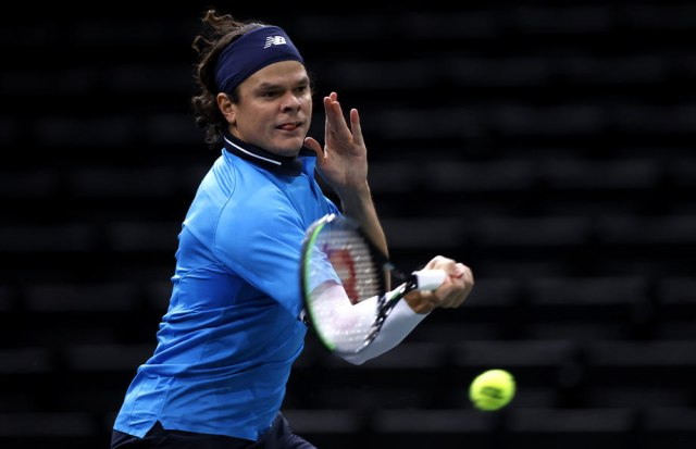 Raonić servisima razoružao Lajovića na startu ATP kupa