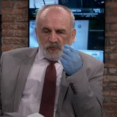 Rasekotina, hematom na potiljku i leđima Rističević pokazao lekarski izveštaj posle NAPADA BOŠKOVIH BATINAŠA (VIDEO)