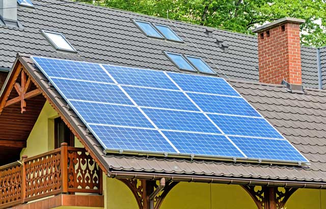 Raspisan Javni poziv za solarne panele