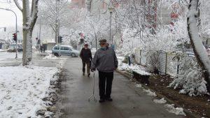 Rast broja inficiranih korisnika ustanova socijalne zaštite u Srbiji
