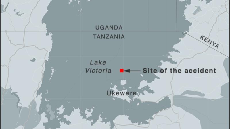 Potonuo trajekt u Tanzaniji, više od 130 mrtvih