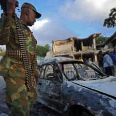 Raste broj žrtava STRAVIČNOG NAPADA: El-Šabab preuzeo odgovornost, ISLAMISTI SEJU SMRT AUTO-BOMBAMA (VIDEO)