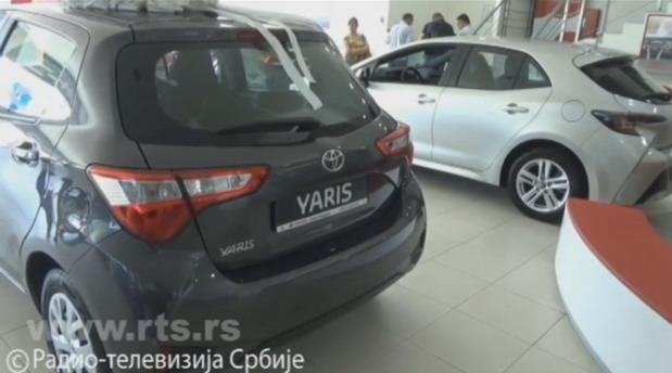 Raste prodaja automobila u Srbiji, benzinci ispred dizela