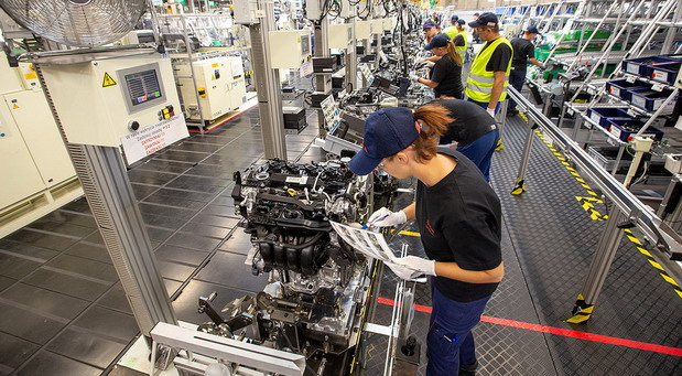 Rastu Toyotina ulaganja u proizvodne pogone u Evropi