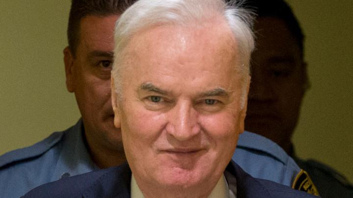 Ratko Mladić prebačen u bolnicu