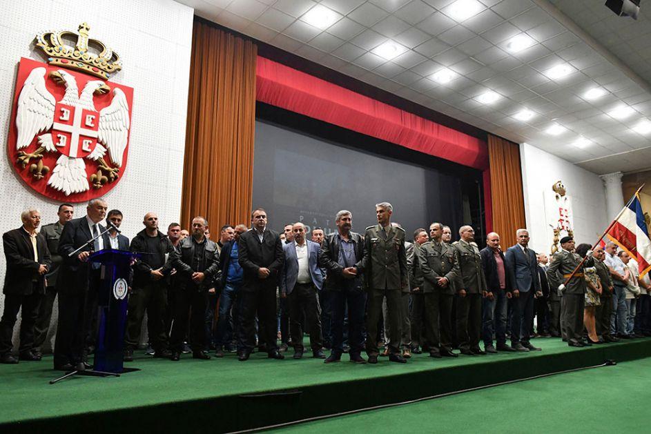"""""""Ratne priče sa Paštrika"""" - predstavljen film o herojskoj borbi protiv terorista i NATO-a"""