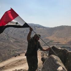 Razbijeni položaji Islamske države u Al-Safi: Predaja se očekuje uskoro (FOTO/VIDEO)