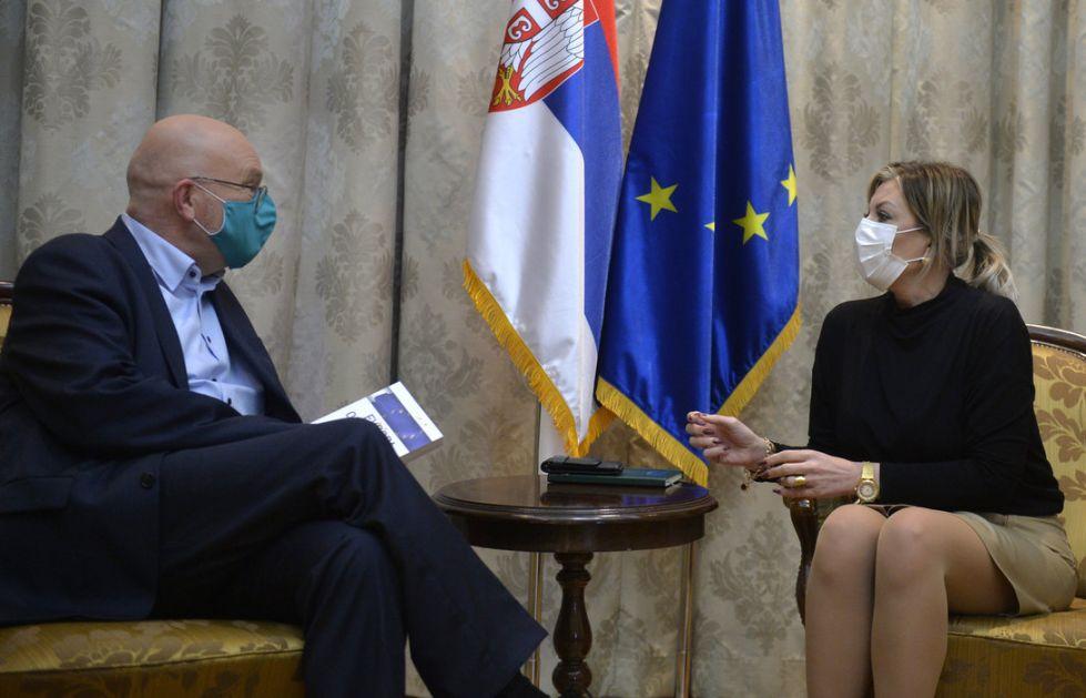 Razgovarano o EU integracijama, reformama i izmeni Ustava