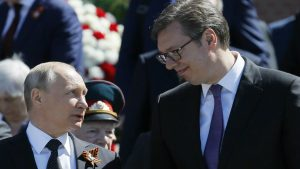 Razgovor Vučića sa Putinom na ruskom