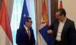 Razgovor o saradnji: Susret Vučića sa ministrom pravde Indonezije