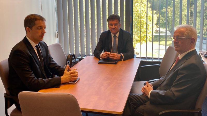 Razgovori u Briselu potvrdili svu složenost i osetljivost kosovskog pitanja