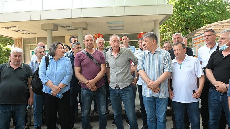 Različiti stavovi sindikata i kompanije, za 28. jun najavljen protest radnika Ziđina