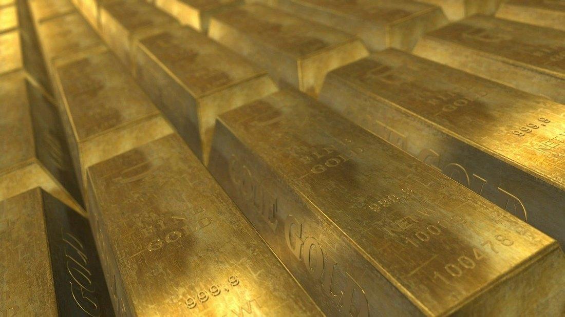 Razlika u ceni između zlata i srebra najveća od 1991.
