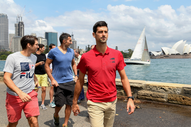 Razlog za brigu? Novak ostao bez važnog saradnika pred Australijan open! (foto)