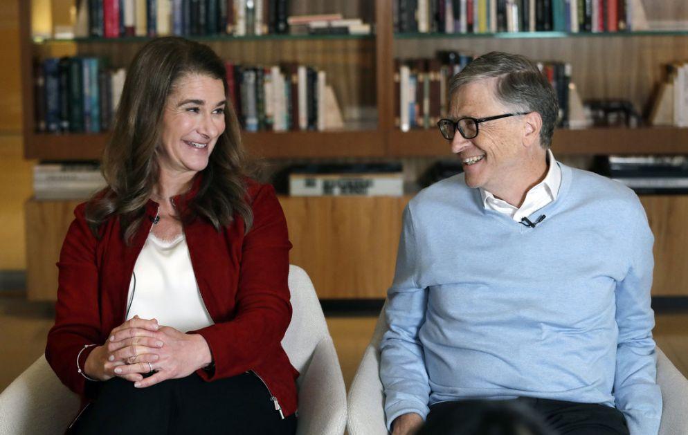Razvode se Bil i Melinda Gejts