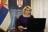 Reagovala ministarka Kisić Tepavčević: Lažni navodi o oduzimanju dece koja se ne vakcinišu