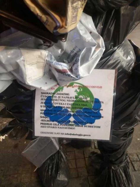 Reagovanje Ministarstva zaštite životne sredine
