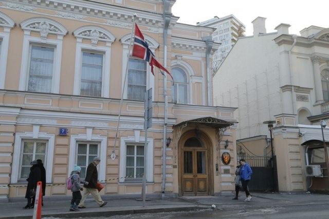 Reakcija na incident u Crnom moru: Britanski vojni ataše pozvan u Ministarstvo odbrane