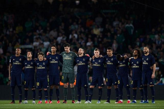 Real Madrid smanjio plate fudbalerima između 12 i 20 odsto