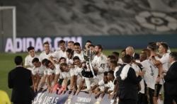 Real je 34. put prvak Španije