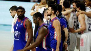 Real novim preokretom protiv Efesa do majstorice četvrtfinala Evrolige