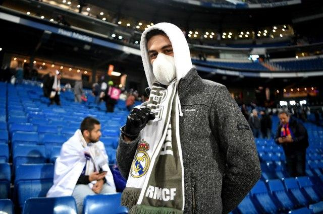 Real ustupio stadion vlastima: Bernabeu će biti skladište medicinske opreme