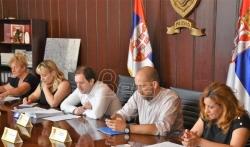 Rebalans budžeta Ćuprije zbog saobraćajnice za nemačku fabriku