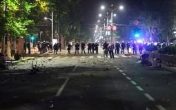 Rebić: Policija uzdržano postupala, 23 uhapšenih, povređena 43 policajca