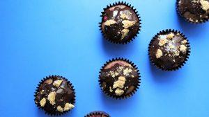 Recept nedelje: Čokoladni mafini
