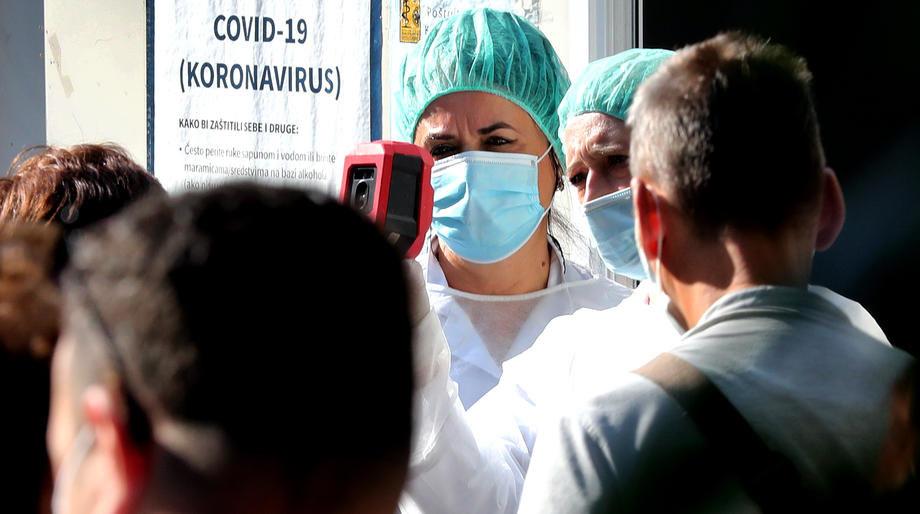 Region: Rekordan broj novoobolelih u Makedoniji, u Hrvatskoj 2.772 novozaraženih, u Crnoj Gori 320 novih slučajeva