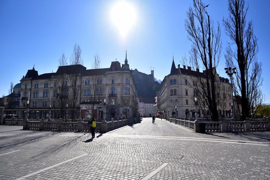 Region: U Sloveniji uskoro ublažavanje mera