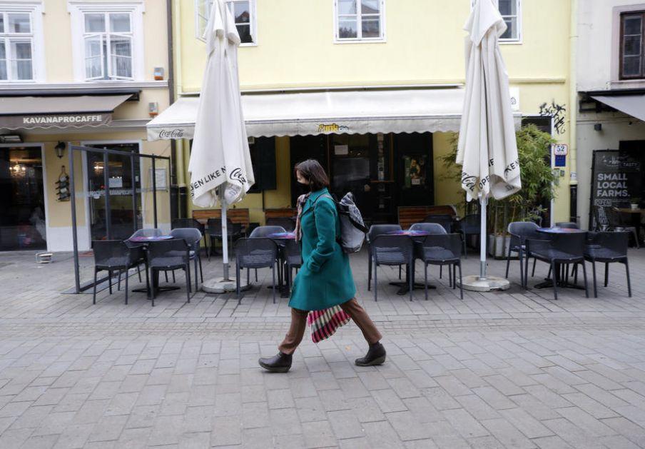 Region: Epidemija se smiruje u Sloveniji