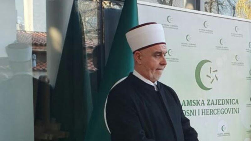 Reisu Kavazoviću novi sedmogodišnji mandat