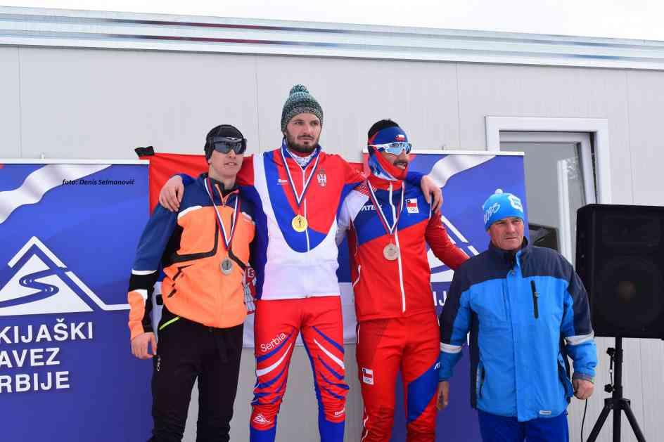 Rejhan i Maida najbolji na prvenstvu u skijaškom trčanju