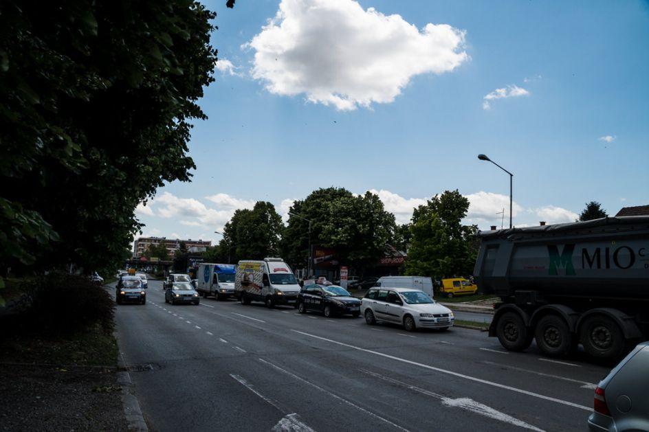 Rekonstruisan nadvožnjak, uspostavljen saobraćaj u Temerinskoj ulici u Novom Sadu