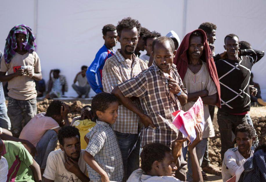 Rekordan broj izbeglica