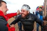 Rekorder: Preplivao skoro 3.000 kilometara bez odmora na kopnu