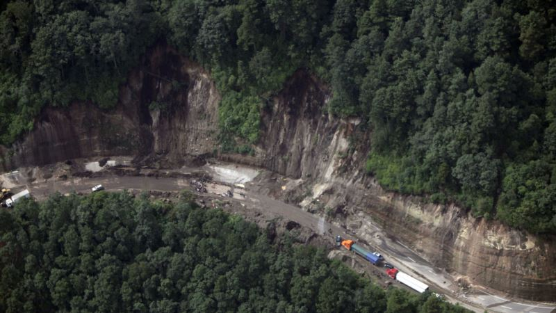 Rekordne kiše u Aljaski uzrokovale klizišta tla, nestalo šest osoba