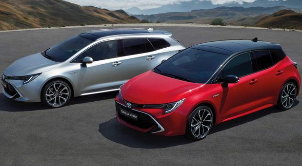 Rekordni tržišni udeo Toyote u Evropi