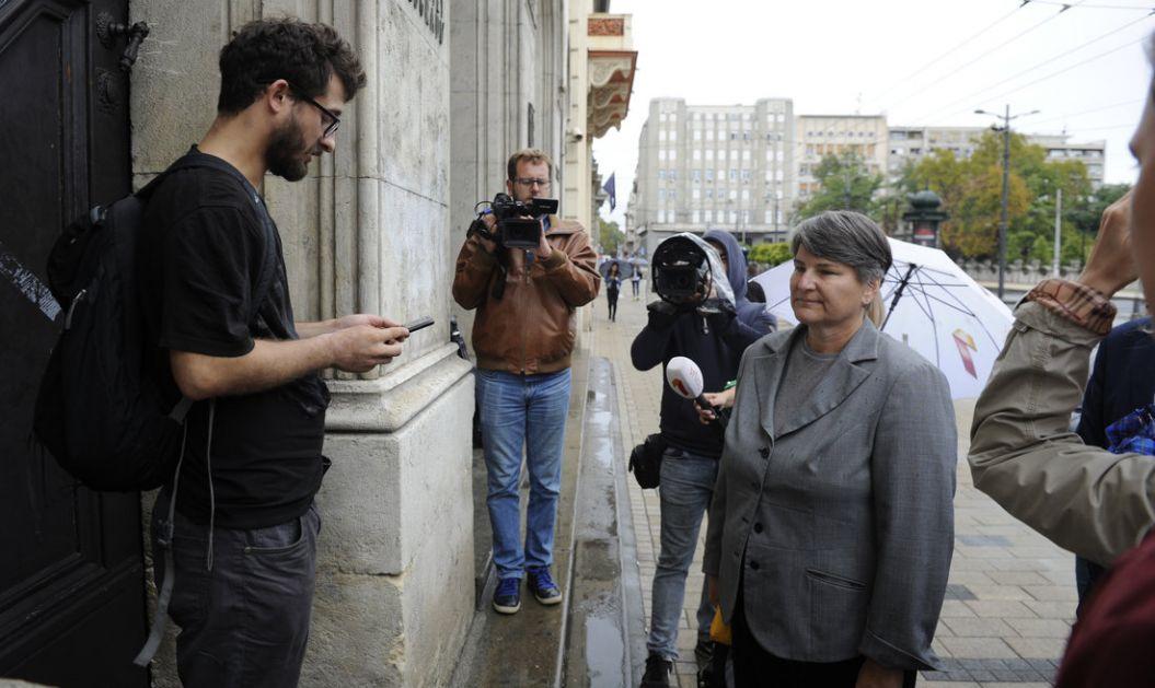 Rektorka: Odluku o doktoratu Malog okončati u akademskim okvirima