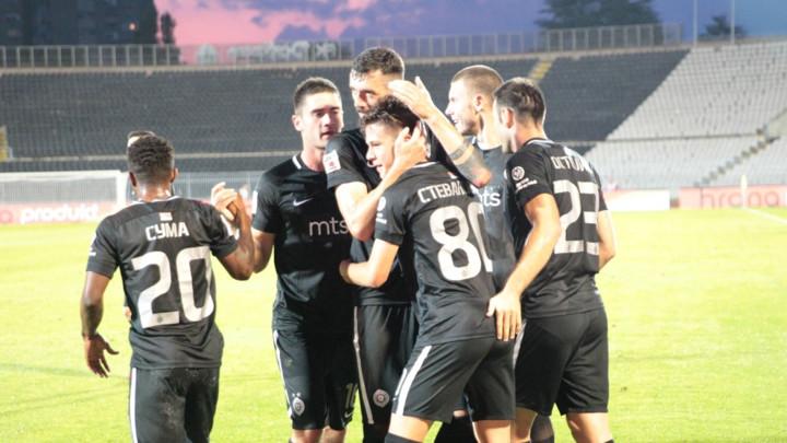 Remi Partizana i AZ Alkmara na startu Lige Evrope