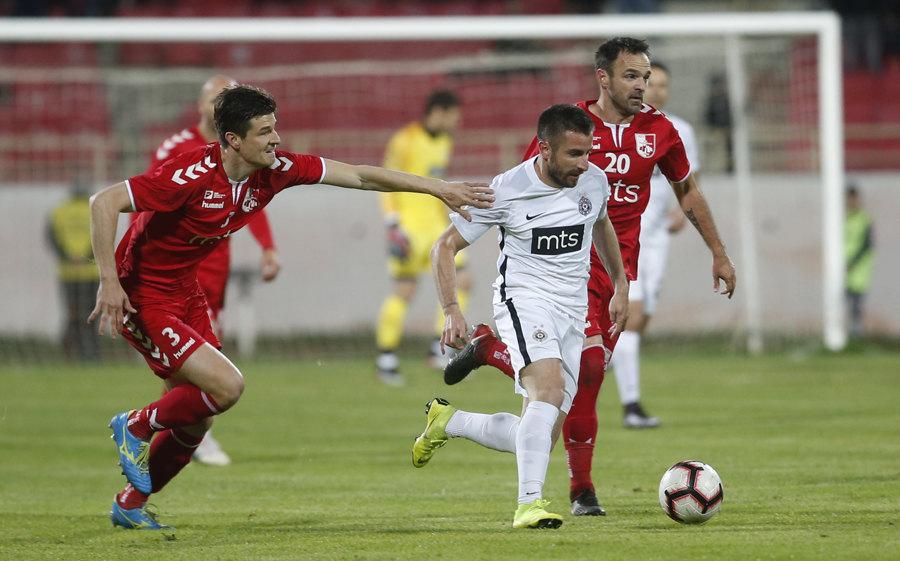 Remi u Nišu, Tošić odveo Partizan u finale