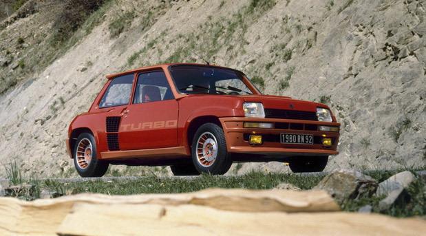 Renault 5 Turbo slavi 40. rođendan