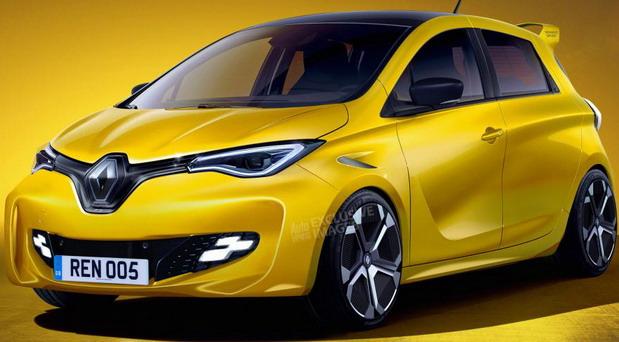 Renault Zoe RS
