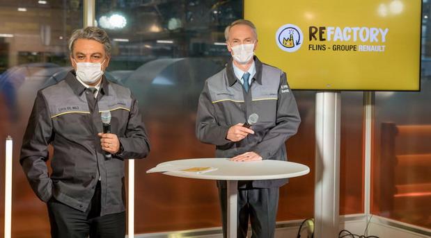 Renault će montažu u francuskoj fabrici zameniti recikliranjem