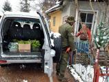 Rendžeri u akciji pomoći stanovnicima nepristupačnijih sela i manastira