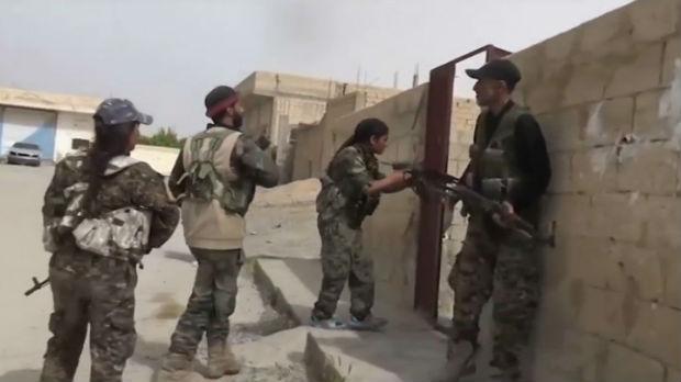 Reporter RTS-a u u poslednjem uporištu džihadista u Siriji