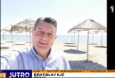 Reporter TV Prve uživo iz Grčke: Paralija izgleda sablasno VIDEO