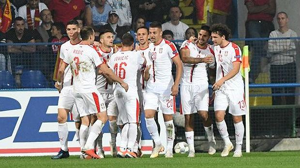 Reprezentacija Srbije stigla u Bukurešt